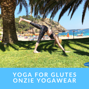 Yoga for Glutes Onzie Yoga Wear