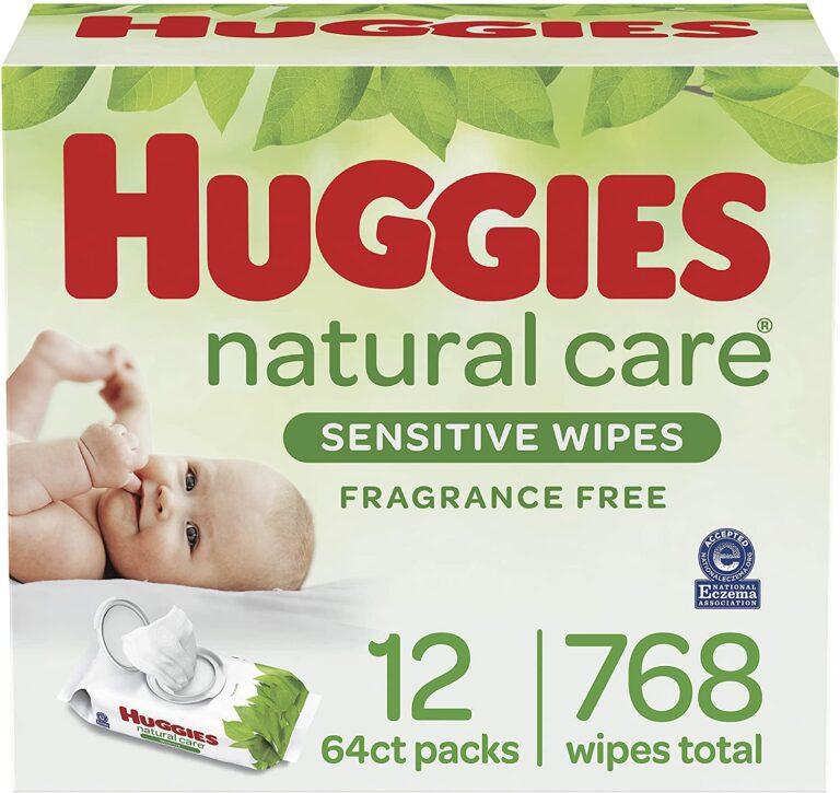 Huggies Natural Care