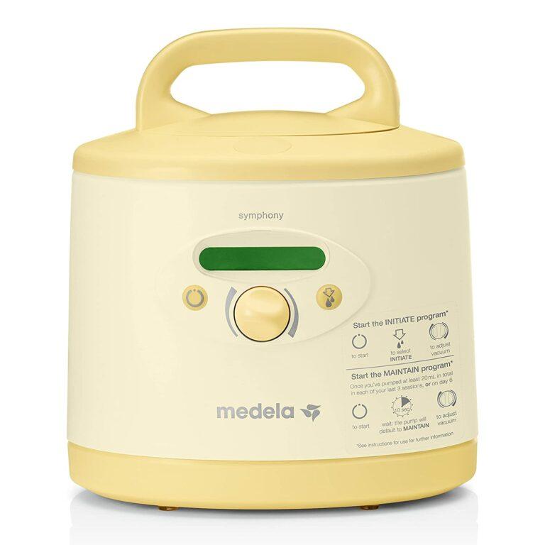 3. Medela Symphony Breast Pump