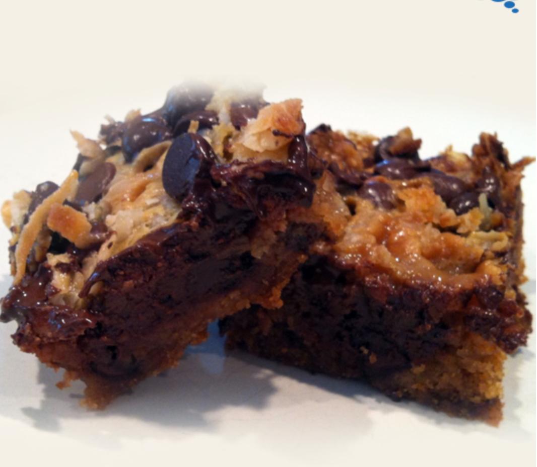 Recipe: Gooey Gluten-Free Magic Bars